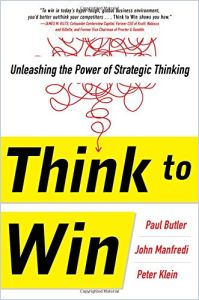 Think to Win book summary