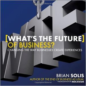 What's the Future of Business? book summary