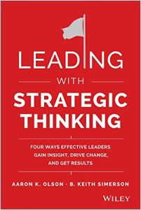 Leading with Strategic Thinking book summary