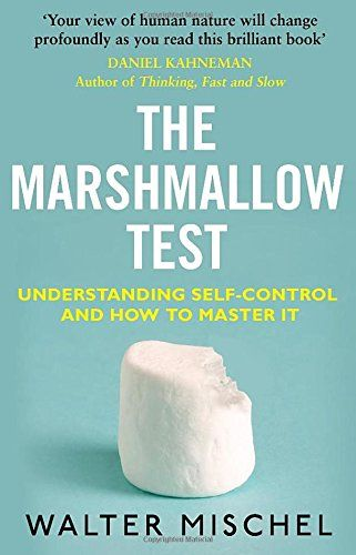 Image of: The Marshmallow Test