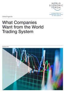 What Companies Want from the World Trading System summary