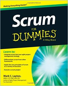 Scrum For Dummies book summary