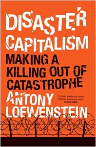 Disaster Capitalism book summary