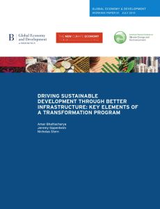 Driving Sustainable Development Through Better ...