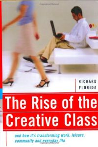 The Rise of the Creative Class book summary