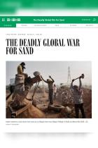 The Deadly Global War for Sand