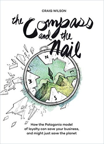 Image of: The Compass and the Nail