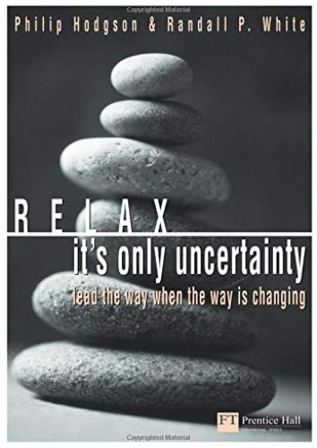 Image of: Relax, It's Only Uncertainty