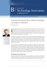 Connected Learning summary
