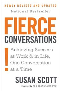 Fierce Conversations book summary