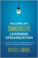 Building an Innovative Learning Organization book summary