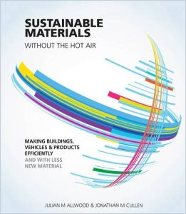 Sustainable Materials Without the Hot Air book summary