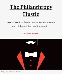 The Philanthropy Hustle summary