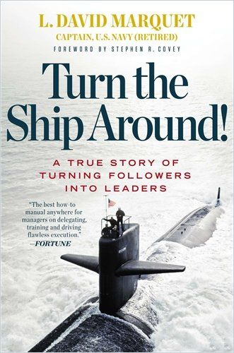 Image of: Turn the Ship Around!