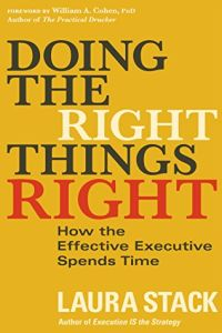 Doing the Right Things Right book summary