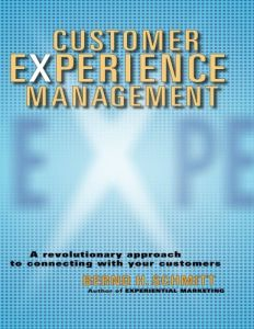 Customer Experience Management book summary
