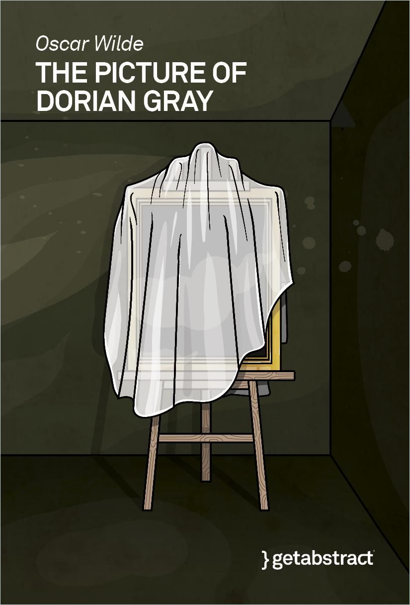 Image of: The Picture of Dorian Gray