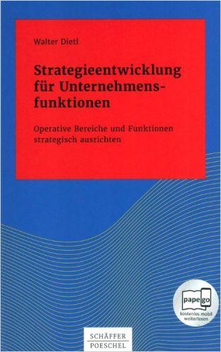 Strategieentwicklung Fuer Unternehmensfunktionen Dietl De 26237