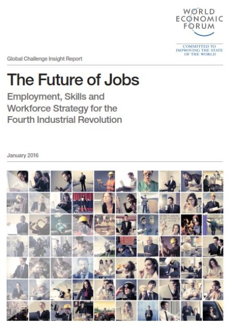 Image of: The Future of Jobs