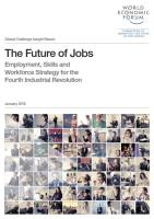 The Future of Jobs summary