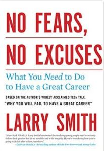 No Fears, No Excuses book summary