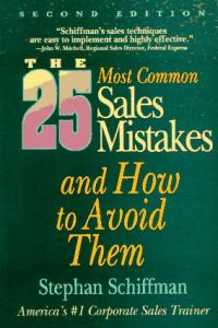 The 25 Most Common Sales Mistakes book summary