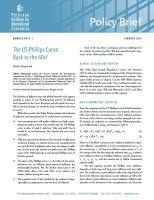 The US Phillips Curve summary
