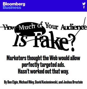 how much of your audience is fake summary - Zusammenfassung Ben