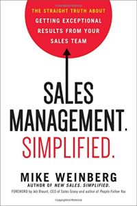 Sales Management. Simplified. book summary