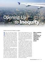 Opening Up to Inequity summary