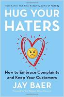 Hug Your Haters book summary