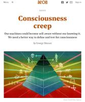 Consciousness Creep  summary