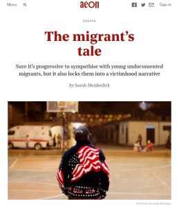 The Migrant's Tale summary