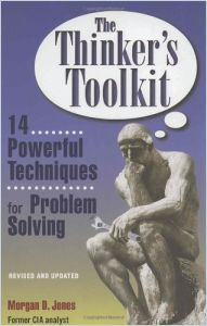 The Thinker's Toolkit book summary