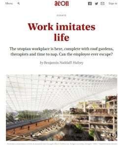 Work Imitates Life summary