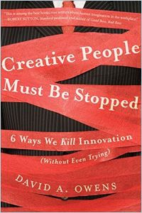 Creative People Must Be Stopped book summary