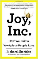 Joy, Inc. book summary