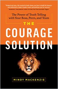 The Courage Solution book summary