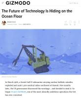 The Future of Technology Is Hiding on the Ocean Floor summary