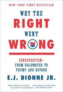 Why the Right Went Wrong book summary