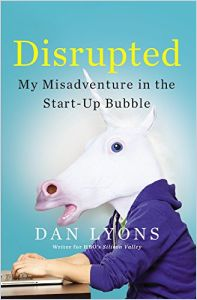 Disrupted book summary