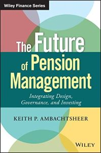The Future of Pension Management book summary