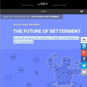The Future of Betterment