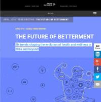 The Future of Betterment summary
