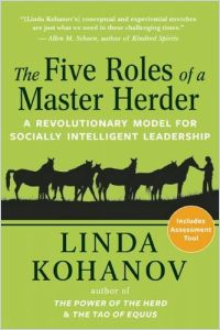 The Five Roles of a Master Herder book summary