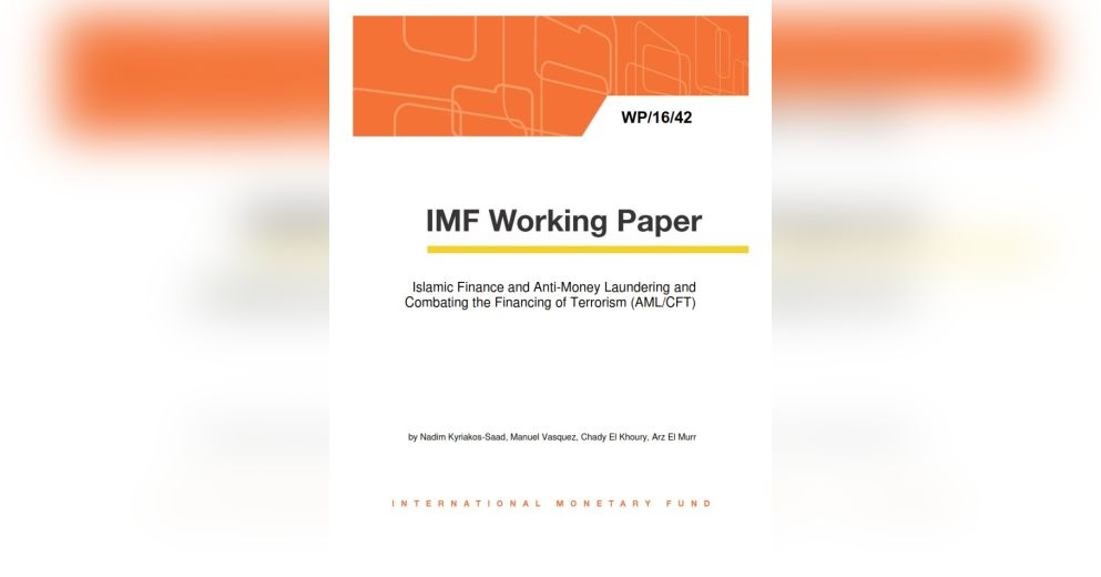 framework of anti money laundering and combating Combating anti-money laundering (aml) (fatf) and the promulgation of an international framework of anti-money laundering standards these standards began to have more relevance in 2000 and 2001.