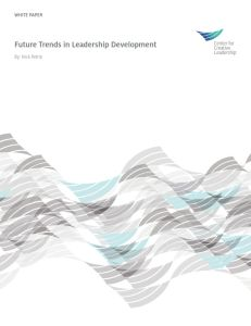 Future Trends in Leadership Development summary
