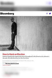 How to Hack an Election summary