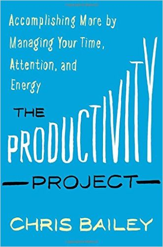 Image of: The Productivity Project