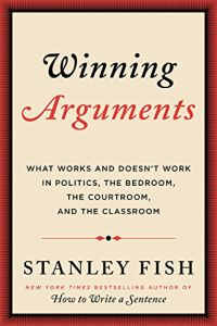 Winning Arguments book summary